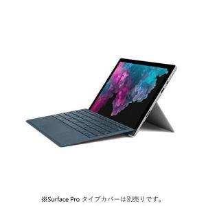 【長期保証付】マイクロソフト Surface Pro 6(プラチナ) 12.3型液晶 Core i7 512GB/16GBモデル KJV-00027