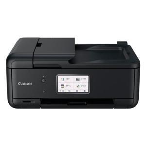 【長期保証付】CANON TR8630(ブラック) ビジネスインクジェット複合機 A4/USB/LAN/WiFi tokka