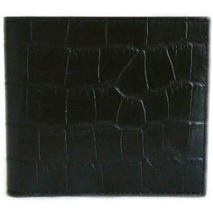 オロビアンコ 財布 二つ折り小銭入れ付 1324(3784) COCCOLINO ブラック toko-putih