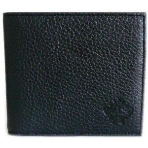 オロビアンコ 財布 二つ折り小銭入れ付 1324(3784) DOLLARO SOFT ブラック toko-putih