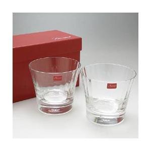 バカラ BACCARAT グラス(タンブラー)・2点セット・MILLE NUITS・2105396/|toko-putih