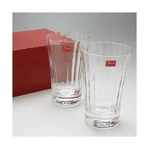 バカラ BACCARAT グラス(ハイボール)・2点セット・MILLE NUITS・2105761・・/|toko-putih