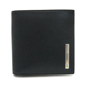 カルティエ 財布 二つ折り小銭入れ付 サントス ドゥ カルティエ オニキス・・L3000772 toko-putih