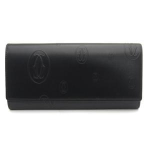 カルティエ Cartier 長財布 財布 ブラック ハッピー バースデー L3001496 toko-putih