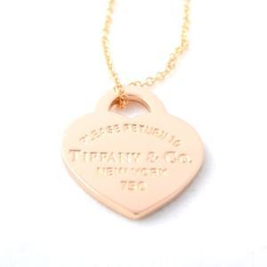 ティファニー Tiffany ネックレス  18K ローズゴールド 34790892