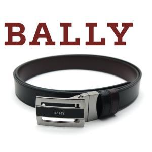 バリー BALLY ベルト リバーシブルメンズ 6166788|toko-putih