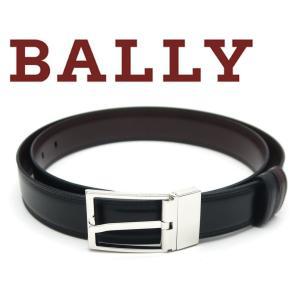 バリー BALLY ベルト リバーシブルメンズ 6193225|toko-putih