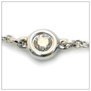 ティファニー Tiffany ブレスレット ダイヤモンド0.05ctxシルバー 24944352|toko-putih