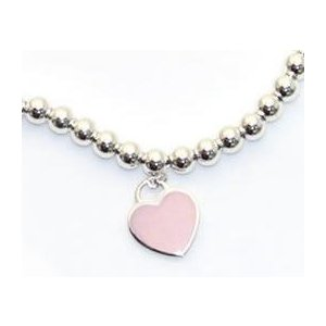 ティファニー Tiffany ブレスレット ピンク エナメル フィニッシュ 30978811