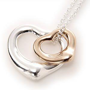 ティファニー Tiffany ネックレス 18K ローズゴールド 23261057 |toko-putih