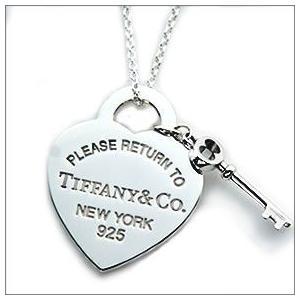 ティファニー Tiffany ネックレス シルバー 26909686|toko-putih