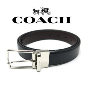 コーチ Coach ベルト リバーシブル メンズ F64826AQ0 コーチ アウトレット toko-putih