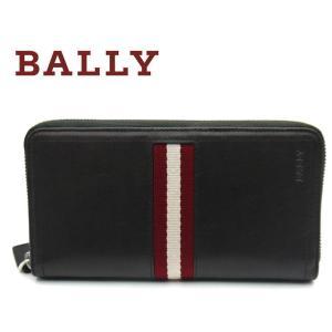 バリー BALLY 長財布 財布 ラウンド ブラウン TASYO 271|toko-putih