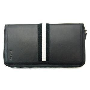 バリー BALLY 長財布 財布 ラウンド ブラック TASYO 290|toko-putih