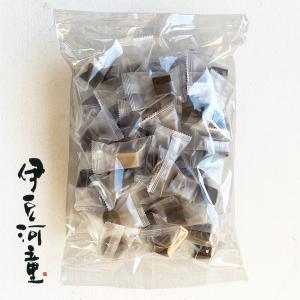 チョコろてん飴 大袋 600g 約60粒入り×1袋 ソフトキャンディ 寒天飴 グミ チューイングキャンディ asu|tokoroten