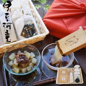ギフト ところてん あんみつ 3個 セット 柿田川名水 河童のあんみつ 和菓子 プレゼント 季節の贈り物asu|tokoroten