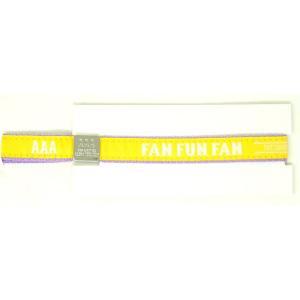 AAA 日高光啓 黄色 FAN FUN FAN ブレスバンド ファンミーティングARENA TOUR 2019 FFF 新品 ファングッズ|tokoshiba|02