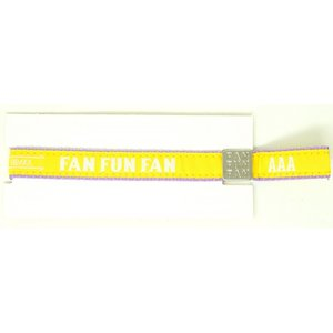 AAA 日高光啓 黄色 FAN FUN FAN ブレスバンド ファンミーティングARENA TOUR 2019 FFF 新品 ファングッズ|tokoshiba|03