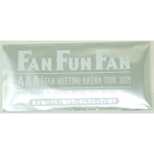 AAA 日高光啓 黄色 FAN FUN FAN ブレスバンド ファンミーティングARENA TOUR 2019 FFF 新品 ファングッズ|tokoshiba|04