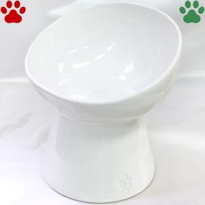 ル・クルーゼ ハイスタンド ペットボール ディープ ホワイト ハイタイプ 食器 おしゃれ かわいい 白 ルクルーゼ Le Creuset tokoton-dogfood