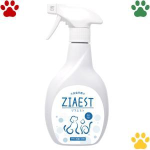 ペッツバリュー 猫用 消臭除菌剤 ジアエスト 400ml 次亜塩素酸水 弱酸性 国産 速効 ネコ 除菌 消臭 tokoton-dogfood