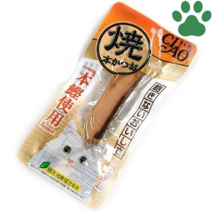 【1】 CIAO 猫用 おやつ 焼本かつお 本...の関連商品1
