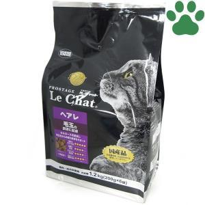 イースター 猫ドライ プロステージ ル・シャット ヘアレ 1.2kg (200g x 6袋) 毛玉の排泄 国産 ルシャット キャットフード 成猫 小粒 tokoton-dogfood