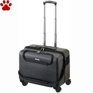 GEX OSOTOキャリー roller ローラー M ブラック 小型犬 キャリーケース キャリーバッグ オソトローラー お出かけ 黒 ジェックス|tokoton-dogfood