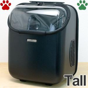 GEX OSOTOキャリー トラベラー tall ブラック リュック キャリーケース キャリーバッグ オソトローラー お出かけ トール 黒 ジェックス|tokoton-dogfood