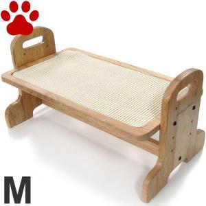 【47】 ドギーマン ウッディダイニング Mサイズ 小型犬・中型犬用 食器滑り止めマット付 食器台 ...