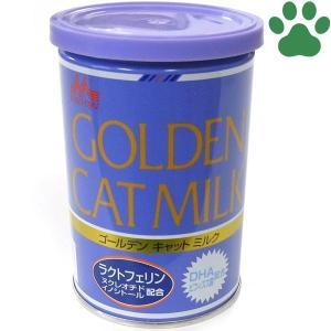 【3】 ワンラック ゴールデン キャットミルク 130g 子猫/成猫 計量スプーン付き 総合栄養食 森乳サンワールド 粉末 猫用 国産