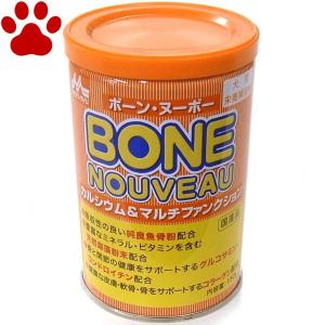 【2】 ワンラック 犬用 栄養補助食 ボーンヌーボー 150g カルシウム&マルチファンクション 森乳サンワールド 国産 サプリメント