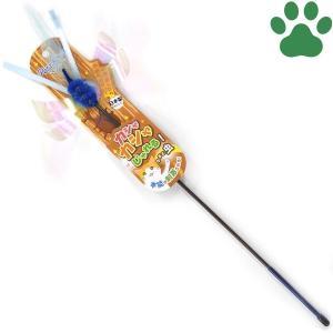 【5】 ペッツルート 猫じゃらし カシャカシャ じゃれる か...