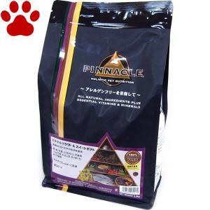 【16】 [正規品] ピナクル トラウト&スイートポテト 2kg 全犬種/全年齢 穀物不使用 グレインフリー アレルギー対応 ドッグフード|tokoton-dogfood