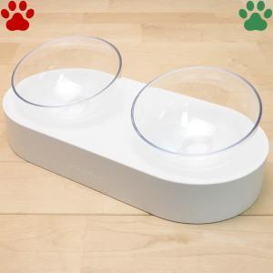 PETKIT フレッシュ・ナノ ダブル 猫用食器/食器台 猫 オシャレ かっこいい ホワイト フレッシュナノ DADWAY ダッドウェイ ペットキット|tokoton-dogfood