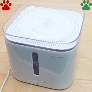 PETKIT ドリンキング・ウォーターファウンテン 2 循環式自動給水器 ペット オシャレ かっこいい ホワイト DADWAY ダッドウェイ ペットキット|tokoton-dogfood