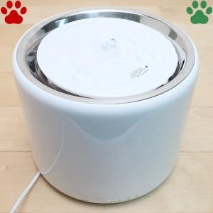 PETKIT ドリンキング・ウォーターファウンテン 3 循環式自動給水器 ペット オシャレ かっこいい ホワイト DADWAY ダッドウェイ ペットキット|tokoton-dogfood