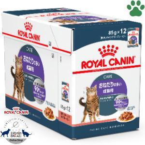 正規品 ロイヤルカナン 猫/パウチ/機能食 アペタイトコントロール 85g X 12個 おねだりの多い成猫用(生後12ヵ月齢以上) キャットフード ウェット FCN|tokoton-dogfood