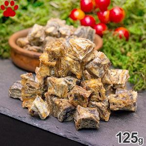 ZEAL エアドライ ナチュラルペットトリーツ ワイルドコート ホキの皮 125g 無添加 犬 魚 フィッシュ ドッグ Hoki Fish Skins ジール|tokoton-dogfood