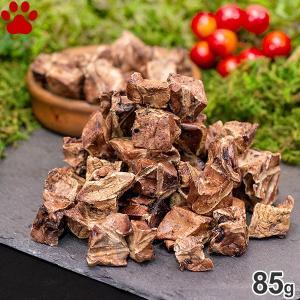 ZEAL エアドライ ナチュラルペットトリーツ フリーレンジ 羊の肺 85g 無添加 素材そのまま 犬 ラム ドッグ Lamb Puffs ジール|tokoton-dogfood