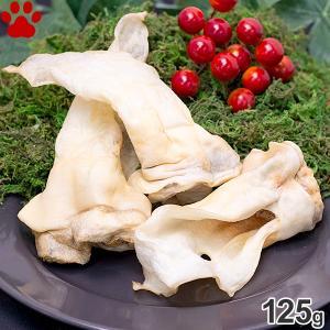 ZEAL エアドライ ナチュラルペットトリーツ フリーレンジ 鹿の耳 125g 無添加 素材そのまま 犬 ベニソン ドッグ Venison Ears ジール|tokoton-dogfood