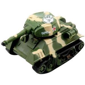 小型戦車ラジコン グリーン 高速走行