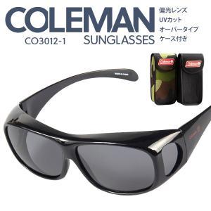 商品名 Coleman(コールマン)ケース付きサングラス  本体カラー ブラック  本体サイズ 全長...