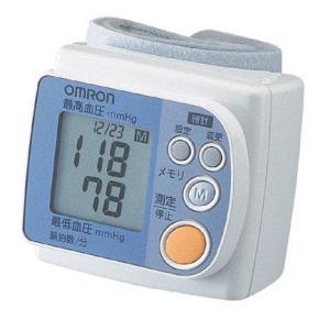 オムロン デジタル手首式自動血圧計 HEM-642  /自動血圧計 HEM-642|toku109shop