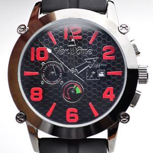 箱なし VenDome ヴァンドーム 自動巻き 腕時計 スワロフスキー/ヴァンドーム箱なし|toku109shop