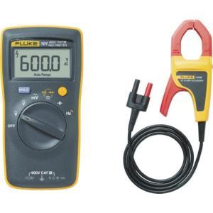 TFFフルーク(FLUKE) ポケットサイズ・マルチメーター 電流クランプ付キット 101/I400E|tokuemon