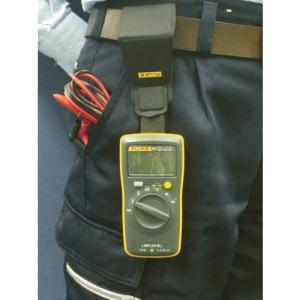 TFFフルーク(FLUKE) ポケットサイズ・マルチメーター(ストラップ付コンボキット) 101 KIT|tokuemon