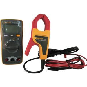 TFFフルーク(FLUKE) ポケットサイズ・マルチメーター 電流クランプ付キット 107/I400E|tokuemon