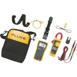 TFFフルーク(FLUKE) 電気設備用マルチメーター116/323HVACコンボキット 116/323 KIT|tokuemon