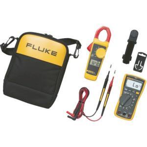 TFFフルーク(FLUKE) 真の実効値マルチメーター 117/323 KIT|tokuemon